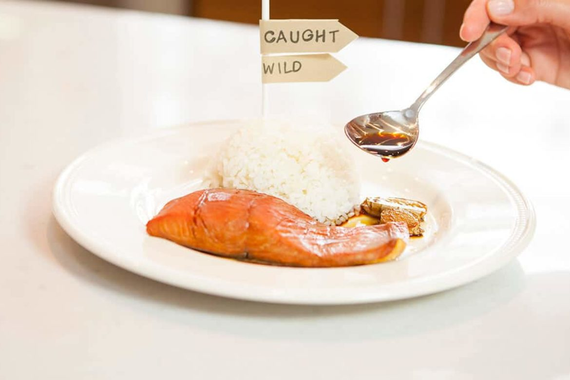 Ginger Soy Salmon