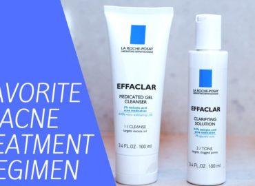 My Favorite Acne Treatment Regimen