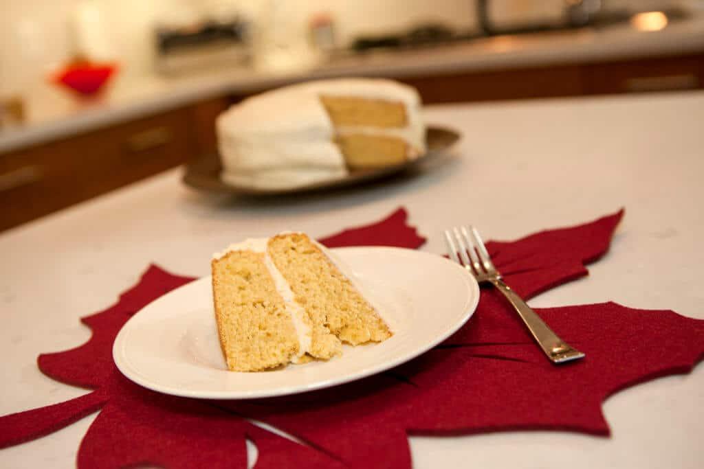 Pumpkin Spice Cake, Gluten free Pumpkin Spice Cake