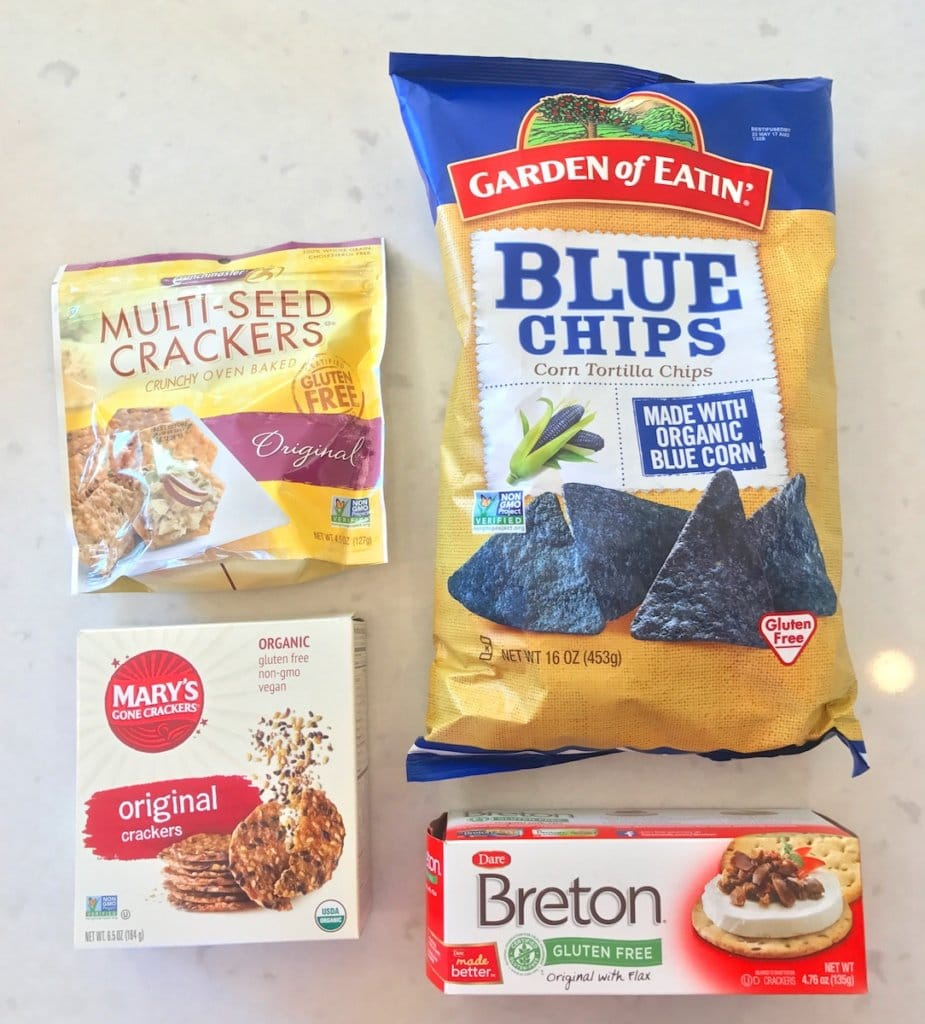 gluten free Chips and Crackers