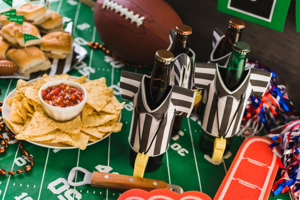 Gluten Free Super Bowl Party