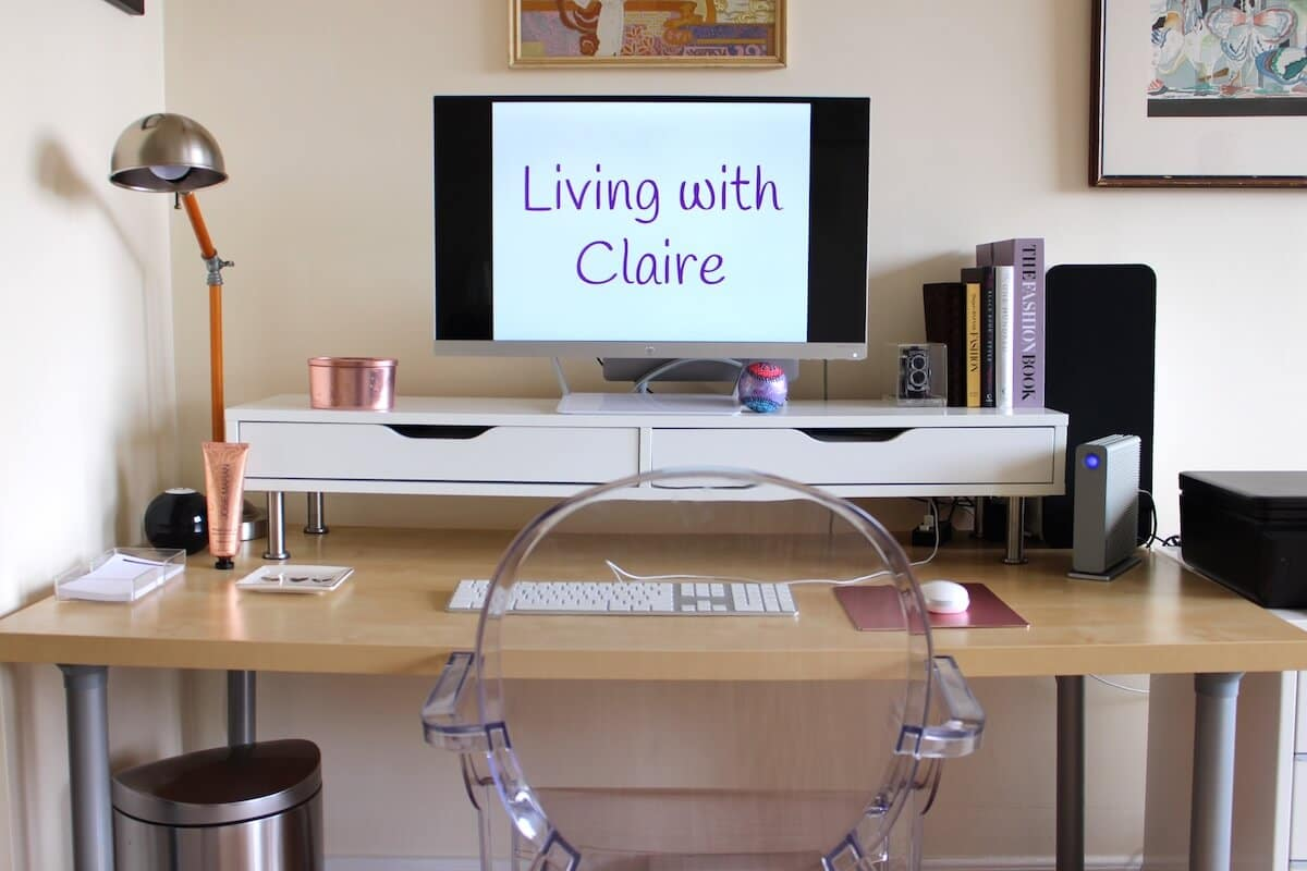 Simple Ways to Revamp Your Desk