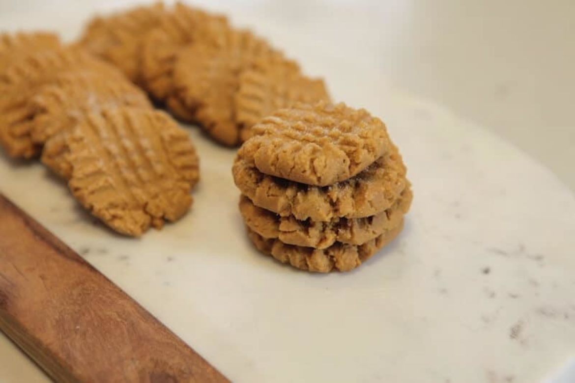 Fabulously Decadent Gluten Free Peanut Butter Cookies