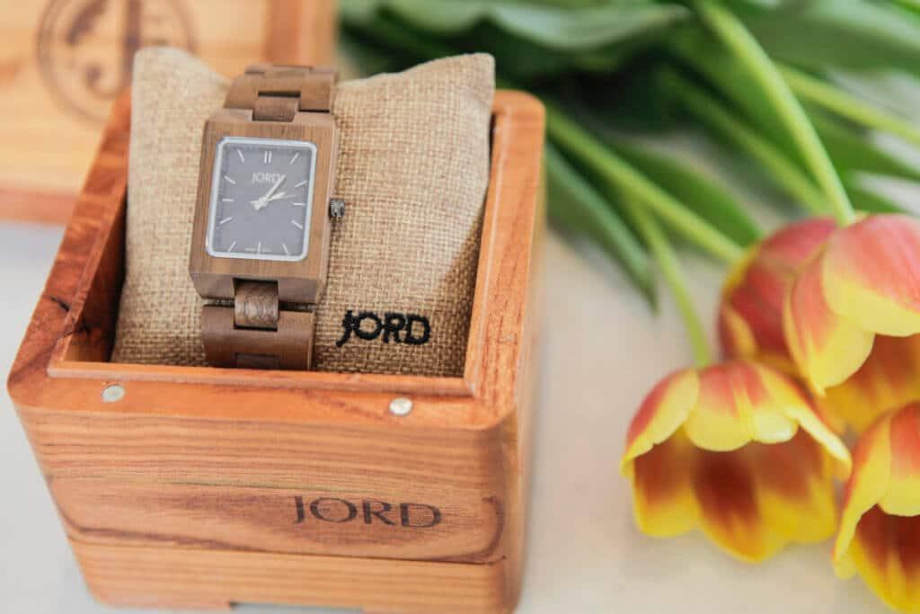 unique watch, jord watch