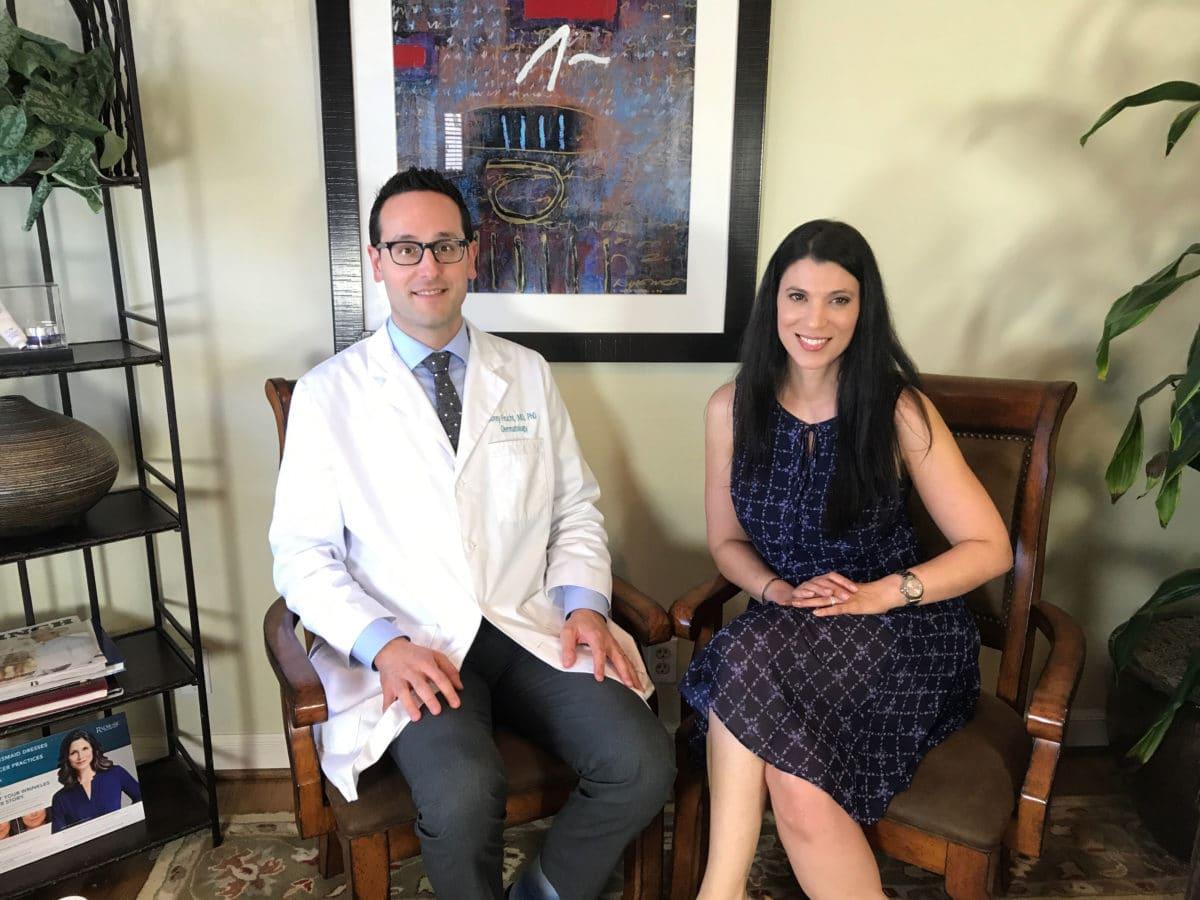 Dr. Corey Fruct, anti aging anti acne