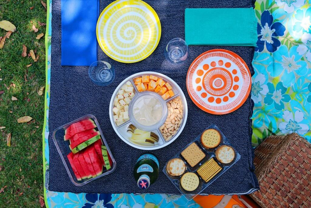 Summer Picnic Essentials