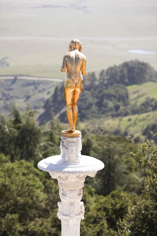 paso robles, Hearst Castle