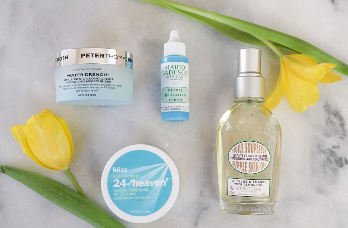 Dry Skin Remedies The Top 4 I Swear By By Claire Bahn