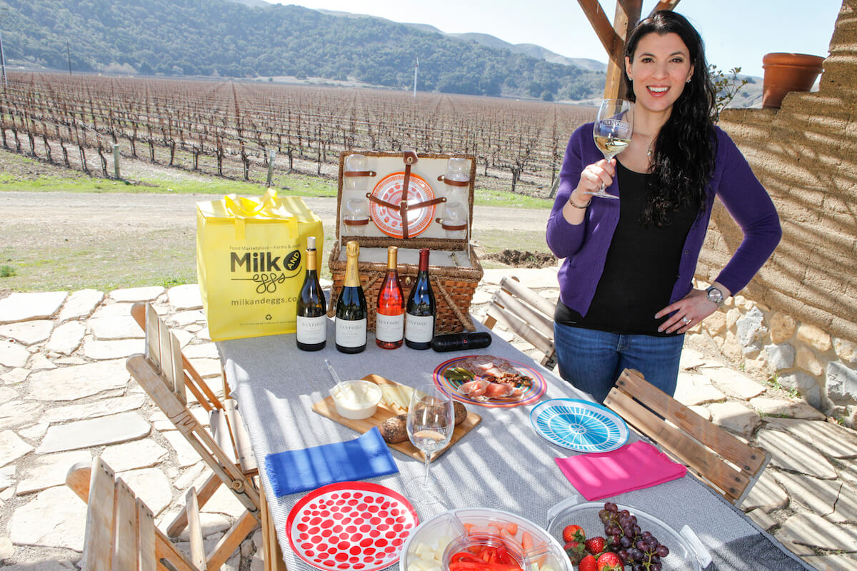 How to Pack a Wine Picnic