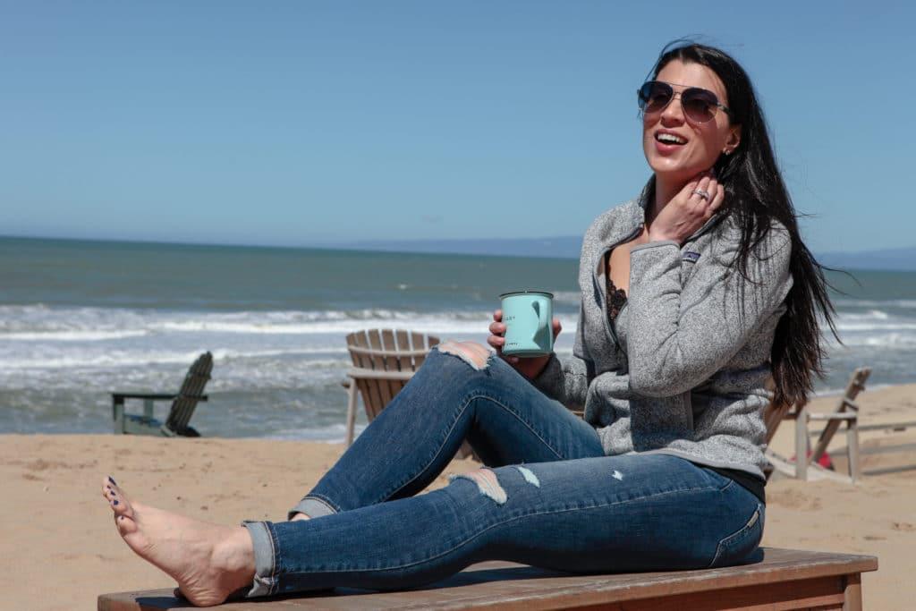 sanctuary beach resort, Claire Bahn