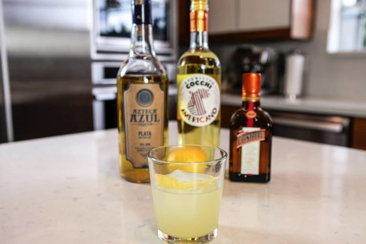 Tequila Lemonade aka the Eveleigh Lemonade