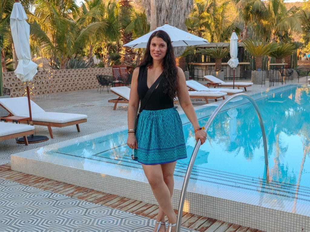 Acre Baja hotel