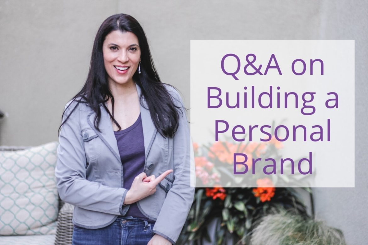 Claire Bahn Q&A on Building a Personal Brand
