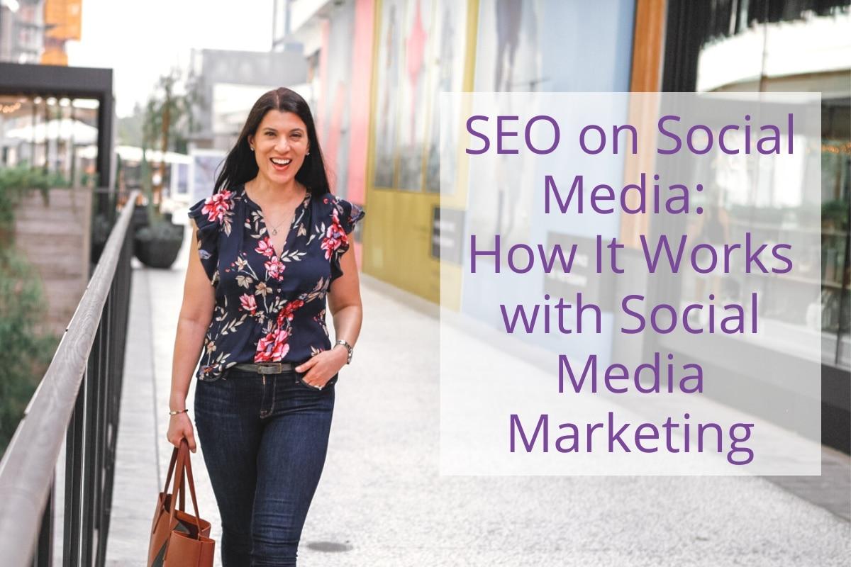 SEO on Social Media – Claire Bahn Explains Social Media Marketing