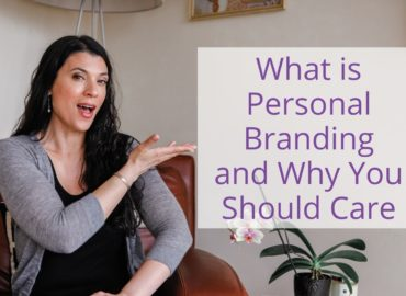 What is Personal Branding and Why You Should Care