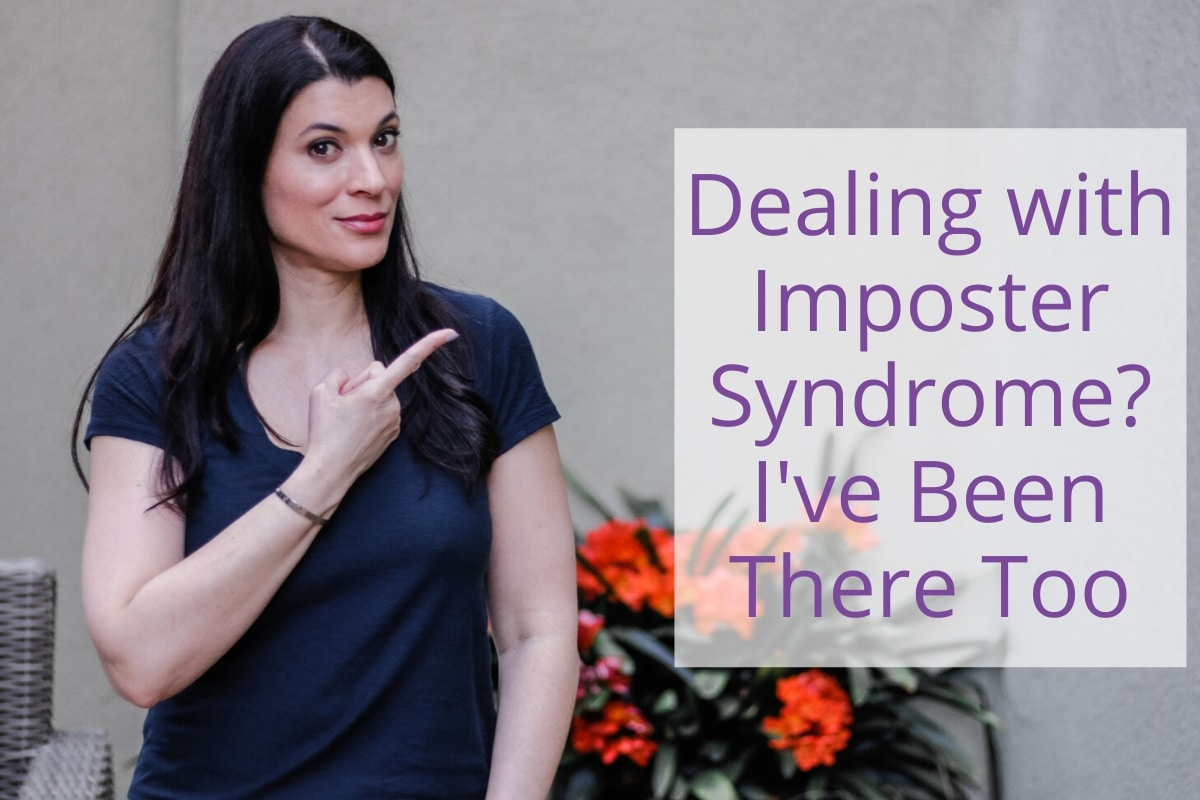 Dealing with Imposter Syndrome – Practical Advice From Someone Who's Been There