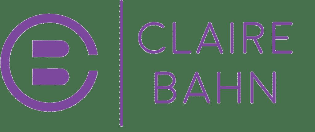 claire bahn logo
