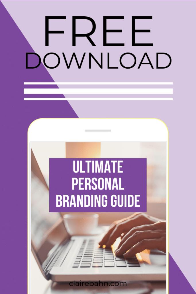 ultimate guide personal branding