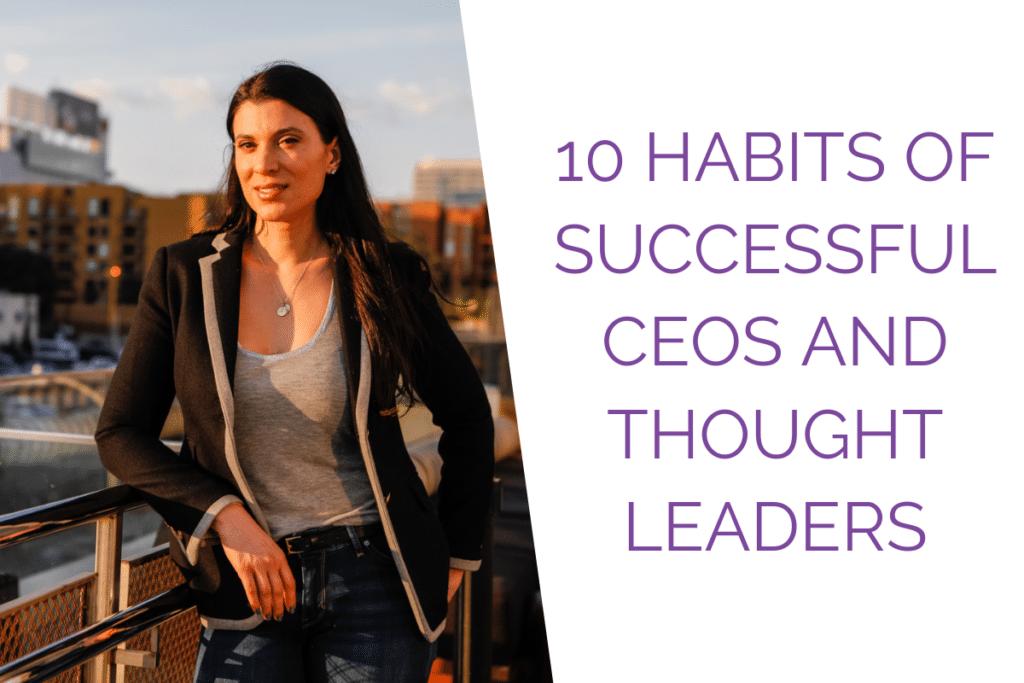 10-habits-of-successful-people